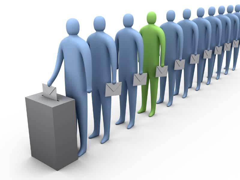 Povećajte lojalnost, angazovanje,odziv glasača, Politički marketing u predizbornoj kampanji