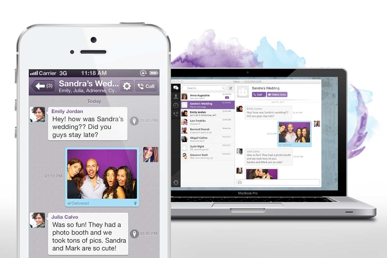 viber servis slanje marketinskih poruka i notifikacija