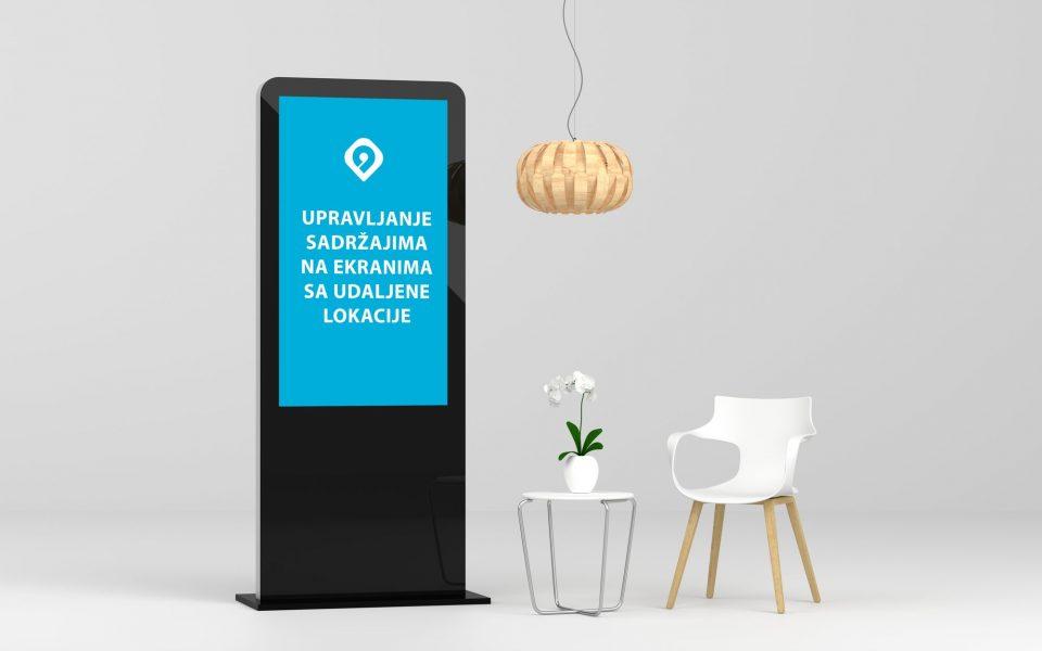 3 prednosti daljinskog upravljanja Digital Signage ekranima